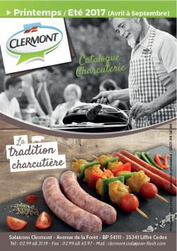 Catalogue GMS Charcuterie Eté 2017