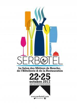 Affiche Salon Serbotel 2017