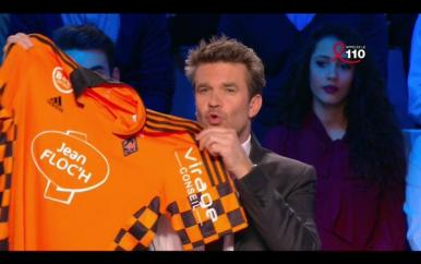 Le Maillot collector du FCL dans Canal Football CLub