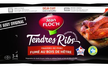 Les tendres ribs- cuit - prets en 4 minutes
